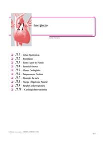 21  Emergências