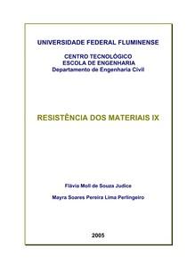 Apostila de Resistência dos Materiais - UFF