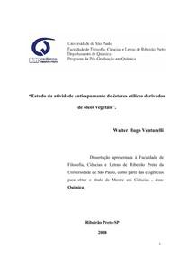 Dissertação mestrado antiespumante
