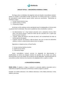 CEL0014-WL-LC-Concordância Nominal e verbal