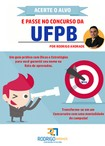 Guia para aprovação no Concurso UFPB