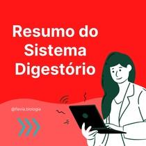 Resumo do Sistema Digestório