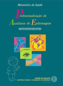 Profissionalização de Aux. de Enfermagem -  Caderno 5