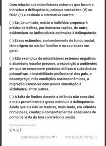 micro fatores