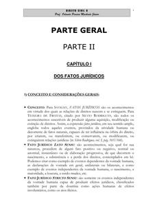APOSTILA DE DIREITO CIVIL II