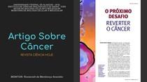 Apresentação de Artigo Sobre Câncer