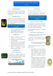 Resumo - Preparo Biomecânico dos canais radiculares (Meios Químicos)