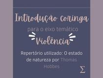 Introdução coringa utilizando Thomas Hobbes
