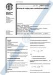 NBR 10152   CONFORTO ACÚSTICO
