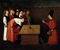 Hieronymus Bosch - The Conjurer