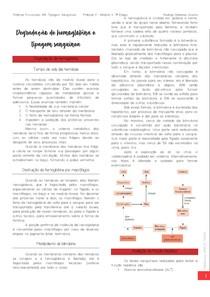 Degradação de hemoglobina e tipagem sanguínea