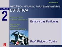 Cap. 2 - Estática dos Pontos Materiais