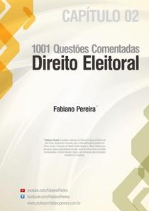 APOSTILA 1001 Questões Direito Eleitoral - CAPÍTULO 02