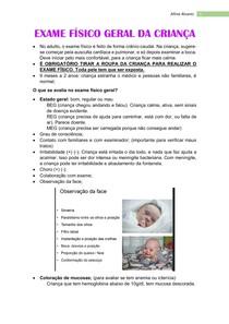 Exame físico geral da criança pdf