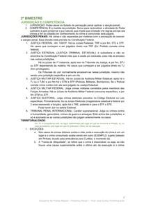 Processo Penal I Prof José Carlos Portella Junior (1)
