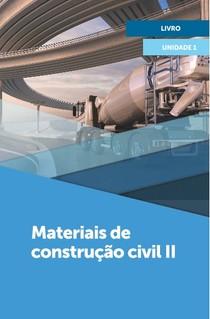 Livro Materiais De Construcao Civil 2 Parte 1 Materiais De