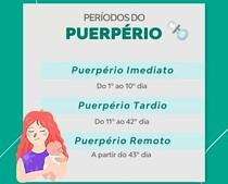 período puerpério