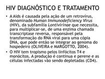 HIV - Diagnóstico & Tratamento