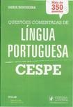 Questões Comentadas de Lingua Portuguesa CESPE   2016