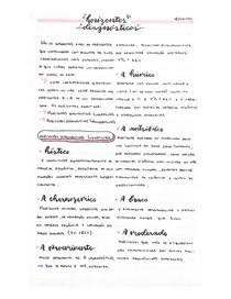 Horizontes Diagnósticos - Pedologia