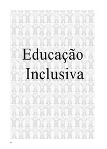 Livro Educação Inclusiva