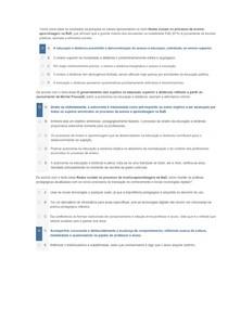 APOL Orientação para Educação a Distância  nota 100