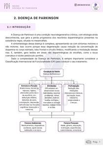 Resumo Parkinson