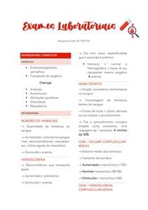 Exames Complementares - PNE