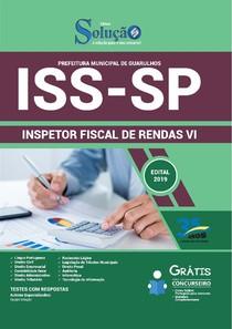 apostila digital iss guarulhos   sp   2019   inspetor fiscal de rendas vi pdf