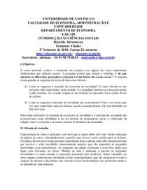 2010.11.16 - Programação do curso