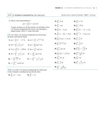 Lista03 - Teorema Fundamental do Cálculo