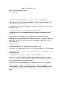 TED ODONTOGENÉTICA 2
