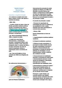SCAPS: Politica nacional de promoção a saúde.
