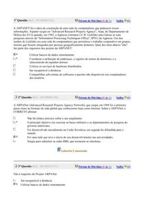 AVALIACOES TECNOLOGIAS WEB