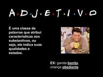 ADJETIVO