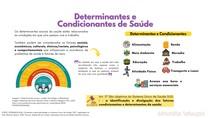 MAPA - DETERMINANTES SOCIAIS DE SAÚDE