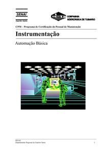 Automação industrial - SENAI - Instrumentação - Automação Básica
