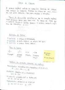 Introdução Química Orgânica