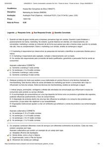 Avaliação Final (Objetiva) - Individual FLEX ( Cod.:513418) ( peso.:3,00)