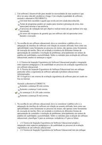 avaliação 2 software educacional