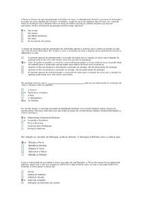 GEOLOGIA  ONLINE  CONTEÚDO PROVA AV2