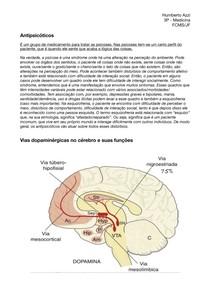 Aula 9 - Farmacologia Antipsicóticos