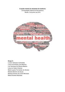 Saúde Mental do Estudante de Medicina
