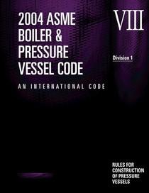 ASME 2004 Section VIII Div 1 Pressure Vessels - Normas