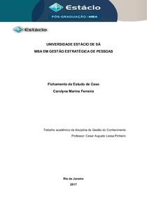 ESTUDO DE CASO University Health Services_ Clinica de Pronto Atendimento