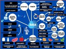 mapa mental- ÁGUA