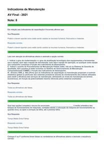 AV_ indicadores de Manutenção 2