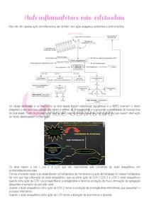 Anti-inflamatórios não esteroidais