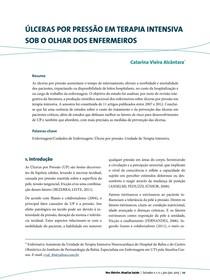 ÚLCERAS POR PRESSÃO EM TERAPIA INTENSIVA revista atualiza saude v1 n1 (1)