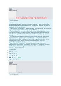 ATIVIDADE PROJETO INTEGRADOR NOTA 09